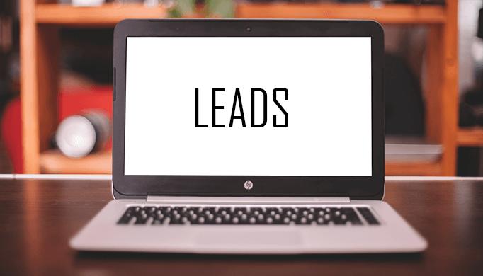B2B lead generatie